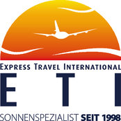 Logo ETI - Express Travel International GmbH