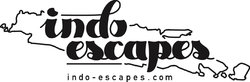 Logo IndoEscapes - Your Indonesia Journey